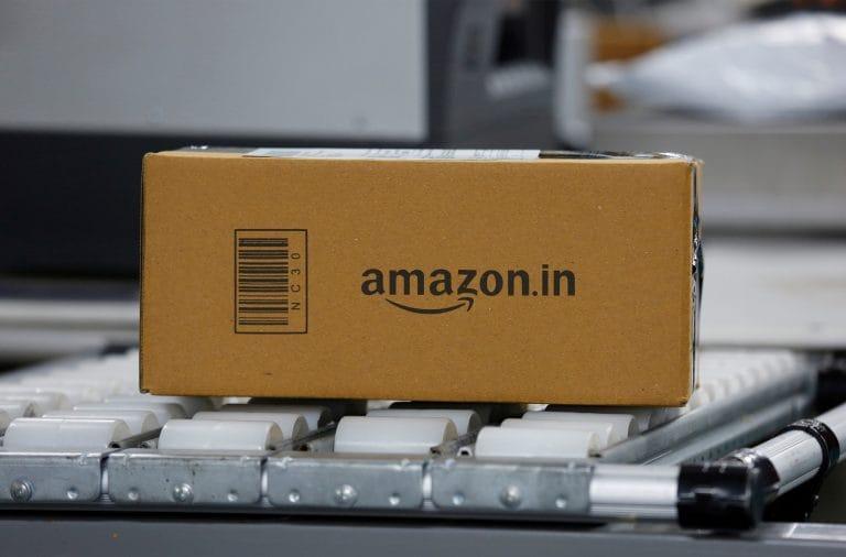 报告称,亚马逊全部进入印度的食品交付市场