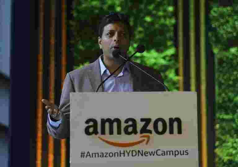 奥斯普斯的放松欢迎;印度必须有稳定的政策:亚马逊印度头