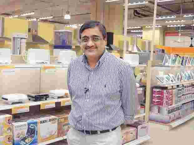Kishore Biyani说,未来集团的多样化也是一个错误的错误
