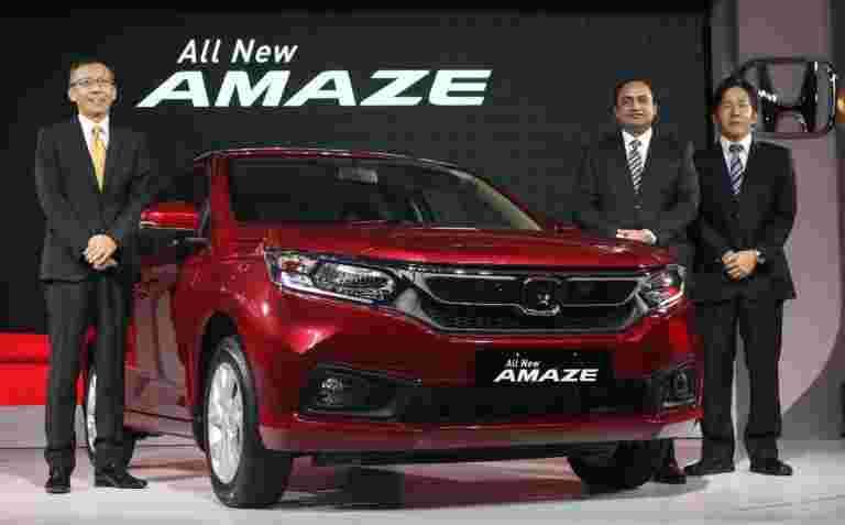 本田只有制造商注册增长,因为汽车销售在四月举行殴打