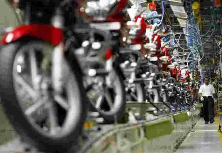 Bajaj Auto说,在近几个月内,在汽车行业中看到的戏剧性放缓