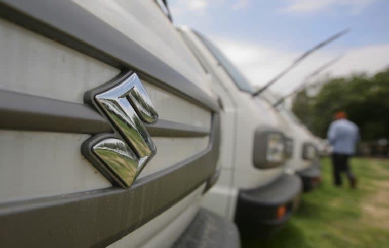 印度在汽车保险中审查了对Maruti Suzuki的反信托投诉