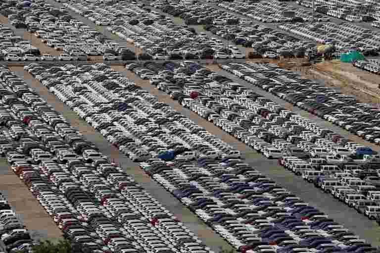 9月份乘用车销售额第11次