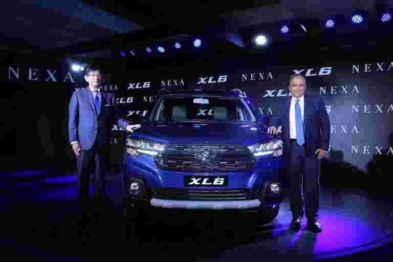 Maruti Suzuki启动XL6以9.79 Lakh开始