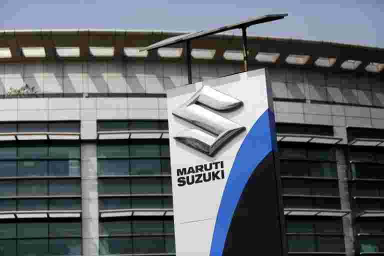 Maruti Suzuki在10月份增加了19%至1,82,448个单位