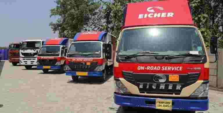 Eicher Motors的商用车辆ARM接管沃尔沃公共汽车印度Biz为RS 100 CR