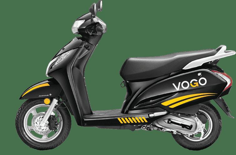 当商业恢复时,自行车租赁平台Vogo投注电气未来