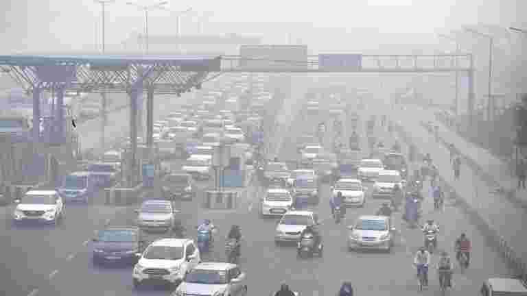 政府计划对旧污染车辆施加绿色税