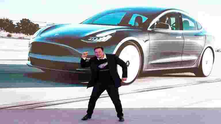 特斯拉如何为全球汽车工业定义新时代