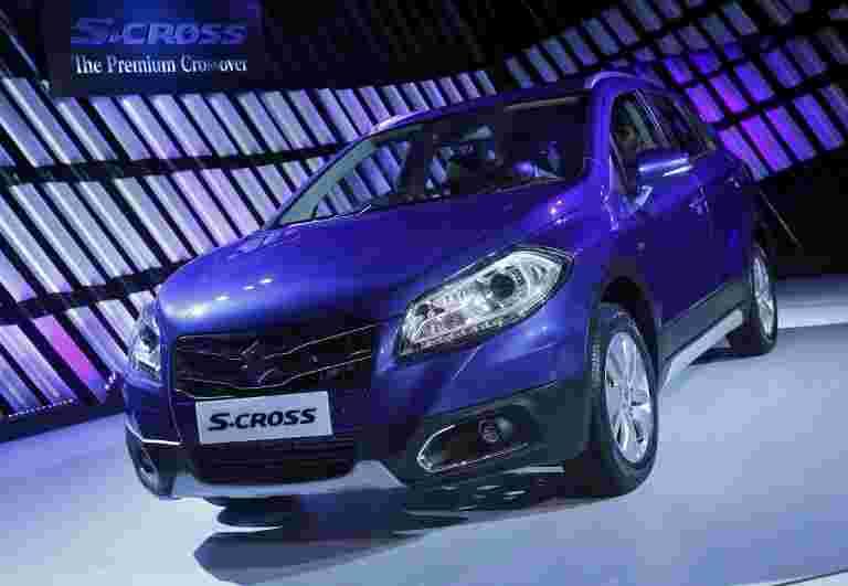 Maruti推出了汽油品种的S交叉,价格从8.39卢比开始