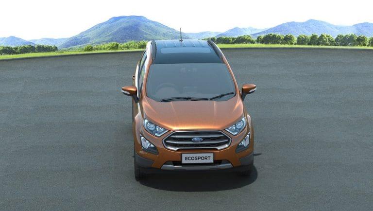 福特印度在10.66卢比推出了Ecosport的自动变体