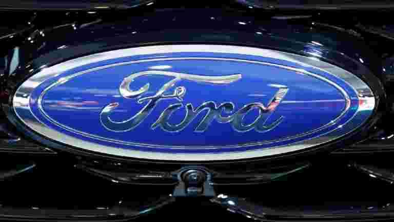 福特召回约2.5米的闩锁,刹车沉闷