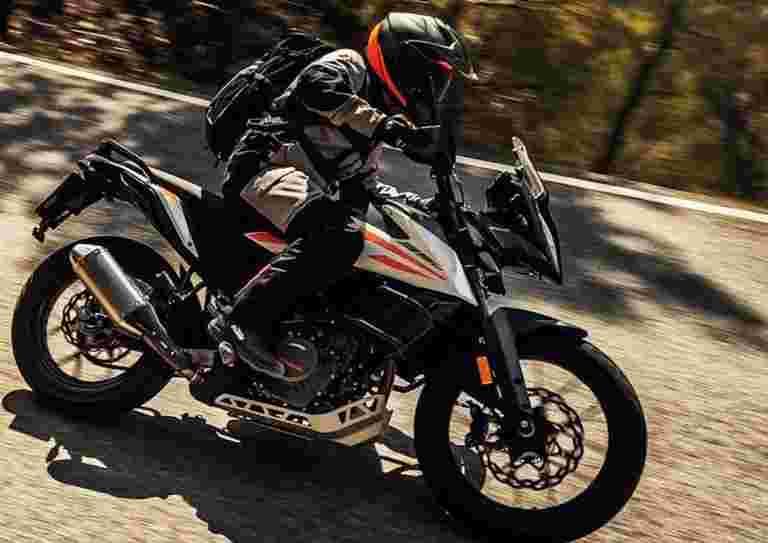 Bajaj Auto推出了KTM 390自行车的新融资计划