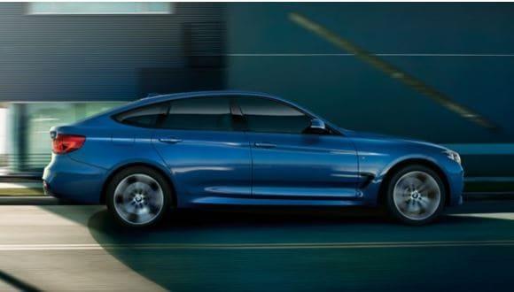 BMW推出3系列Gran Turismo Charrow Edition,达到42.5万卢比
