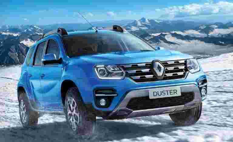 Renault Duster,带1.3涡轮增压器发动机在10.49万卢比的起价开始