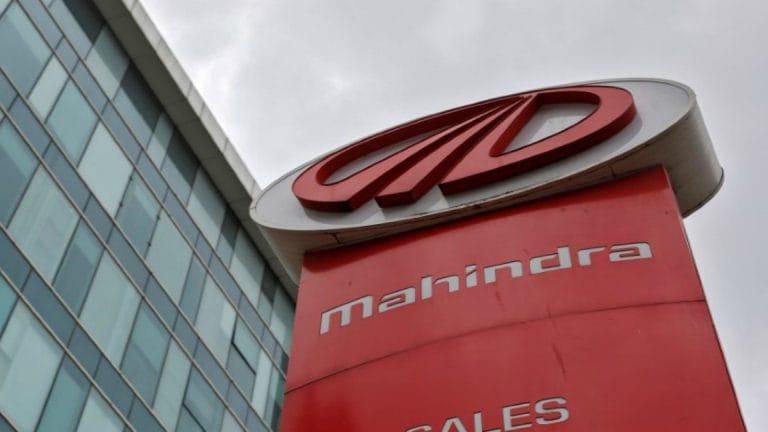 M&M汽车销售8月下降16%,但拖拉机销售涨价65%