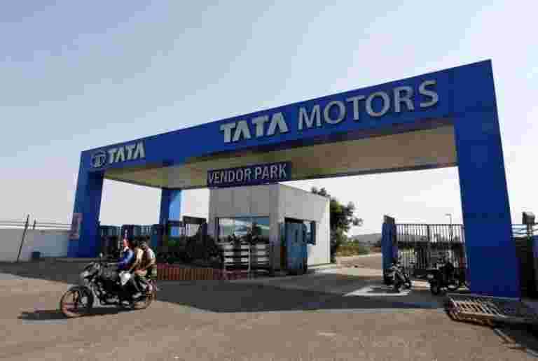 塔塔汽车乘用车单位价值9,417亿卢比