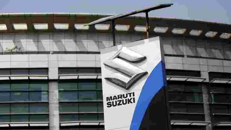 Maruti Suzuki销量在1月份上涨4%至1,60,752辆