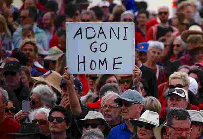 澳大利亚国家表示阿纳尼煤炭批准于6月中旬到期