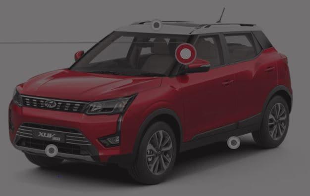 Mahindra推出XUV300,用新的汽油自动变速箱