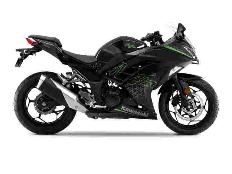 Kawasaki在印度推出了2021年忍者300,即将推出开放