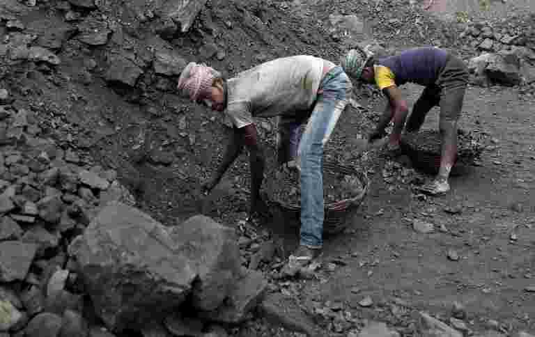 煤炭印度工会为期3天罢工;产出可能会被击中