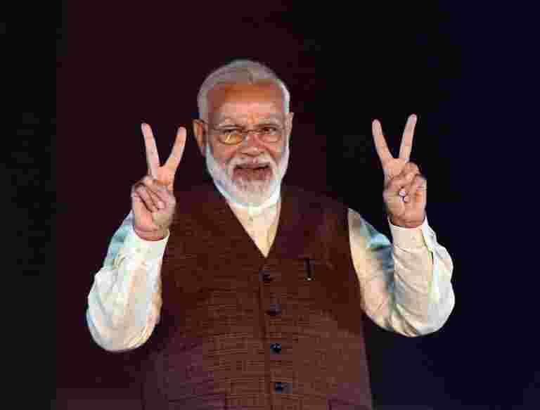 PM Modi说,印度欢迎沙特阿拉伯在基础设施项目中投资