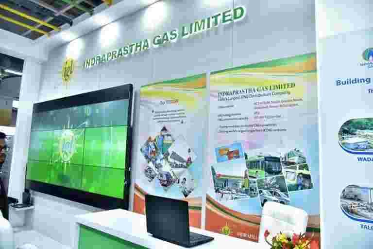 2010年第22次提供的1.72 Lakh新的PNG连接:Indraprastha气体