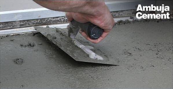 CCI启动了对水泥价格打嗝的调查;这是如何受到影响的