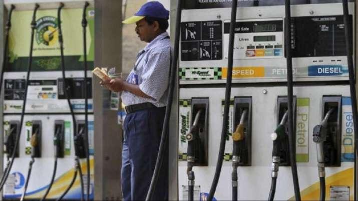 汽油,柴油价格跨大都会保持不变