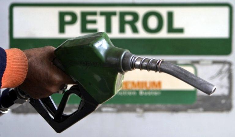 汽油,柴油价格由于国际石油率的增加而上升第三天
