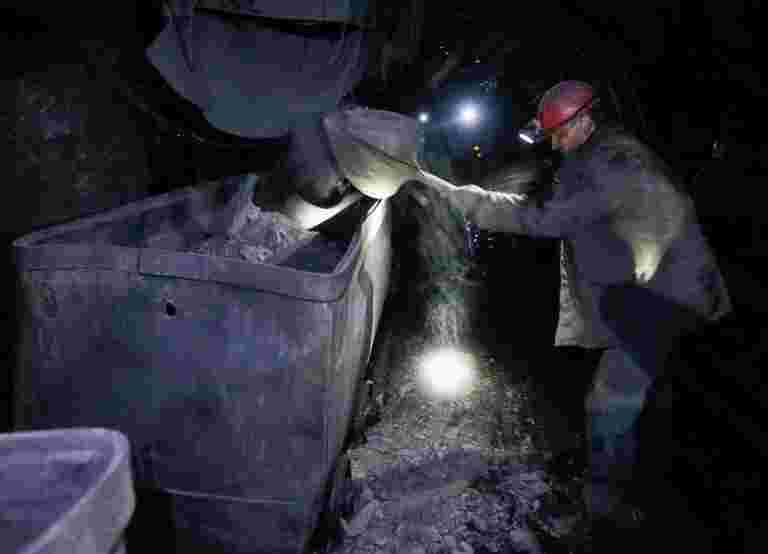 更快的煤矿运营减少进口;防止外汇支出:M Nagaraju.
