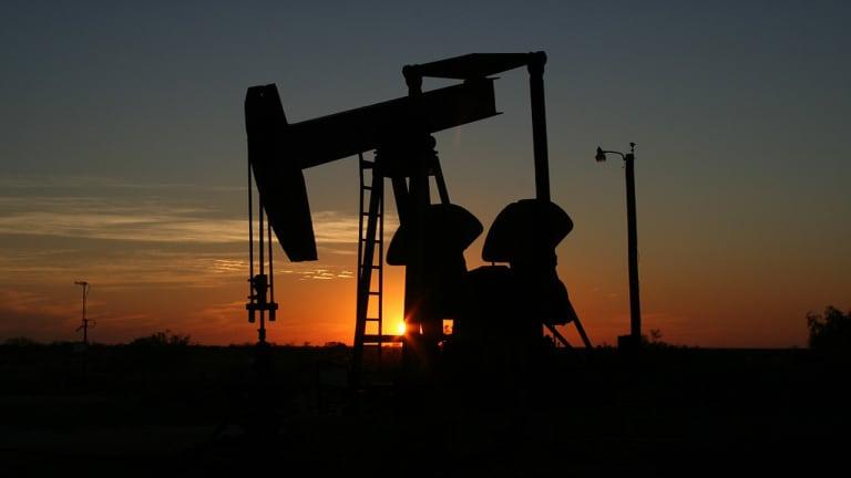 油价在乐观数据,中东张力下达到3个月高