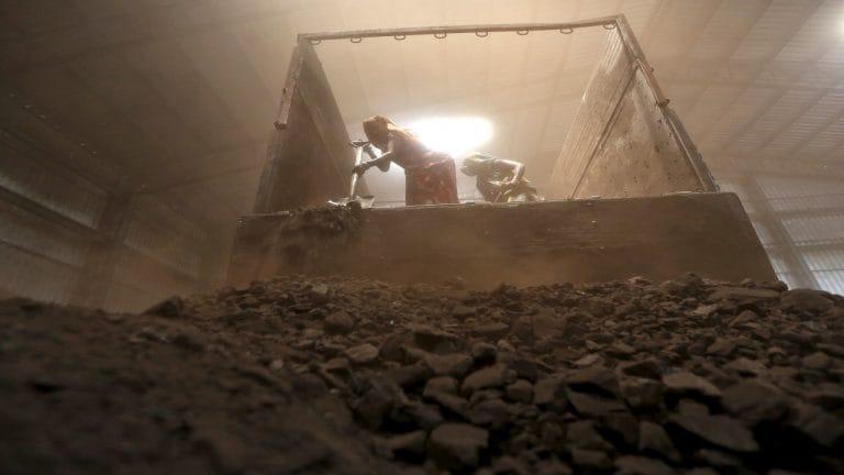 印度制造未来的煤炭进口披露强制性