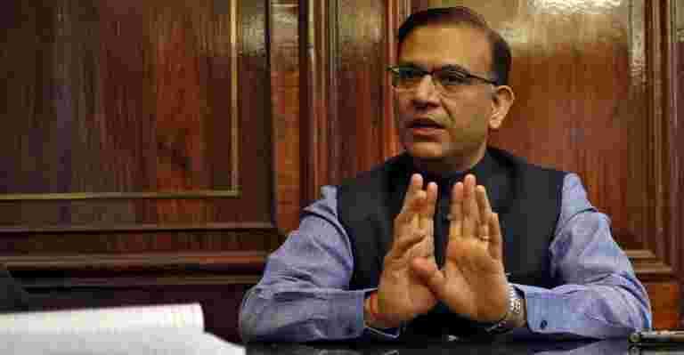 Jayant Sinha敦促Arun Jaitley在GST下带来ATF