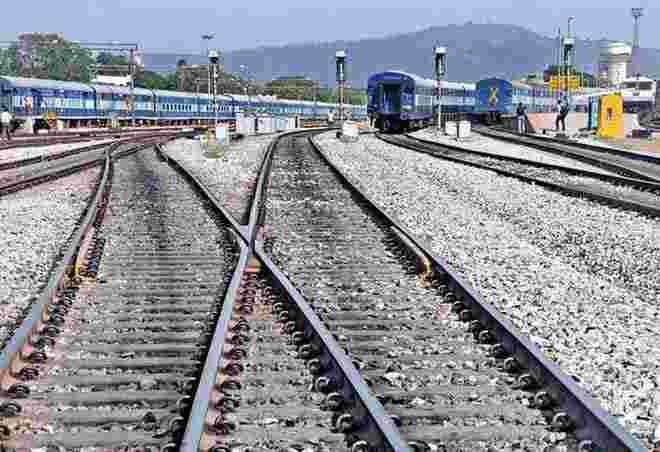 印度的第一个引擎列车设置为10月29日击中曲目