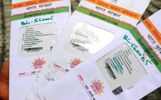 禁止Aadhaar联系可能会压接金融参与者的增长