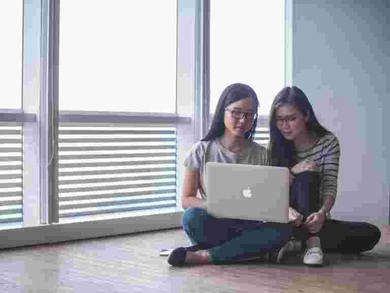 '印度妇女对科技职业有积极的观点