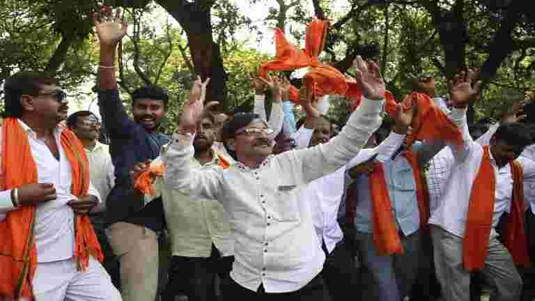 两个Vyapam Scam举报人计划竞争MP民意调查