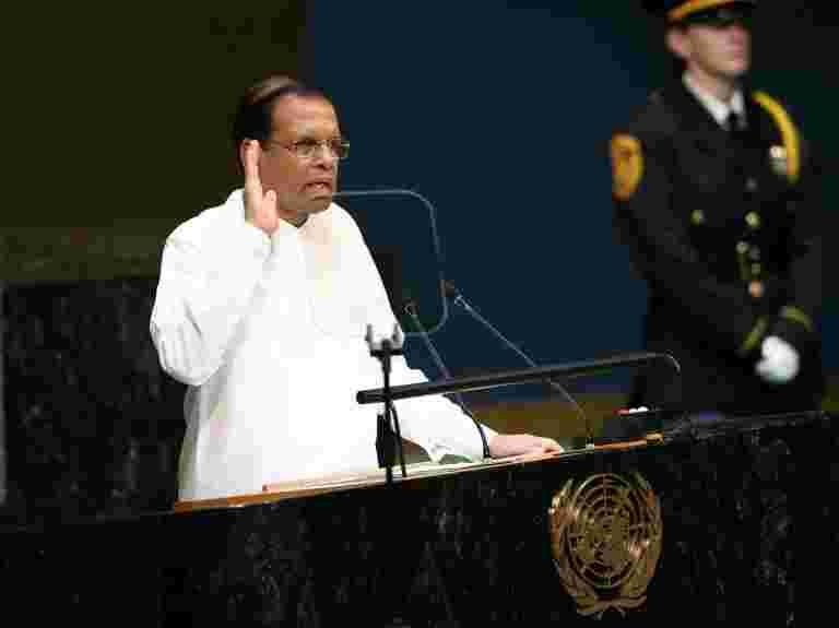 斯里兰卡逮捕了据称总统暗杀情节的顶级警察
