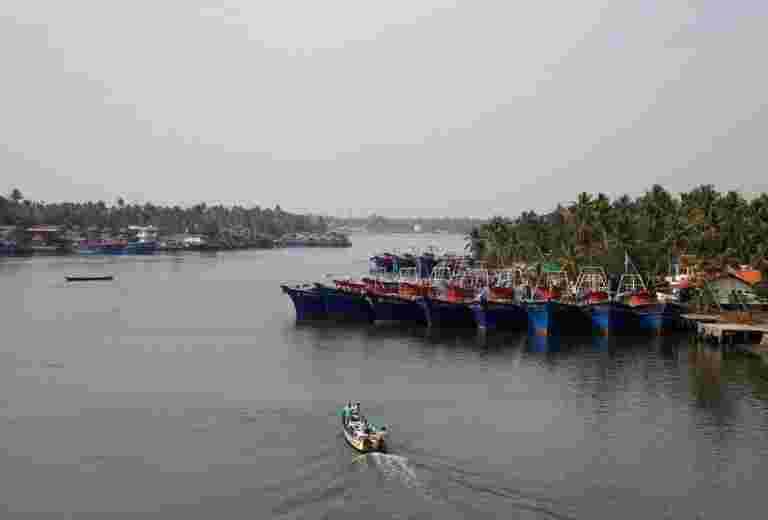 """""""遗失""""印度移民的船可以前往新西兰:警察"""
