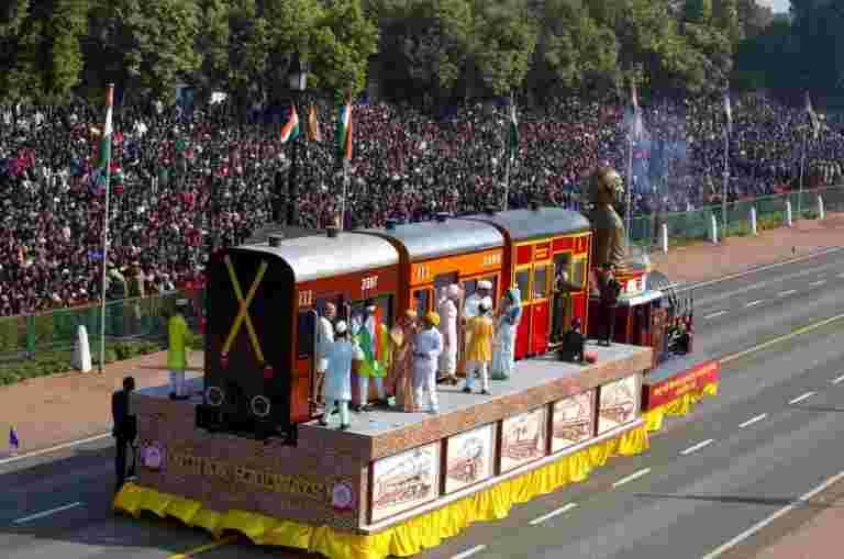 共和国2019年日:印度庆祝共和国70日;凸显圣母的生活