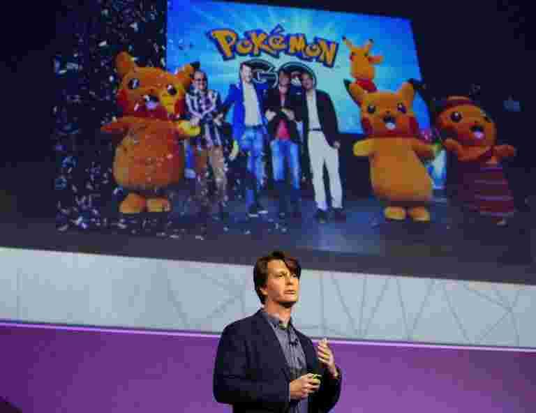 Pokemon Go Creator NiantiC筹集了2.45亿美元,价值40亿美元