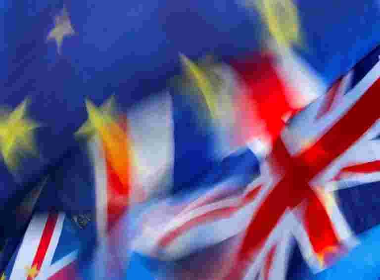 UK PM可能会在下一步的Brexit:没有改变或新的方法?